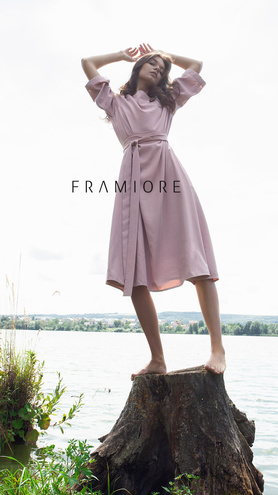 FRAMIORE: Thank you, Earth Collection