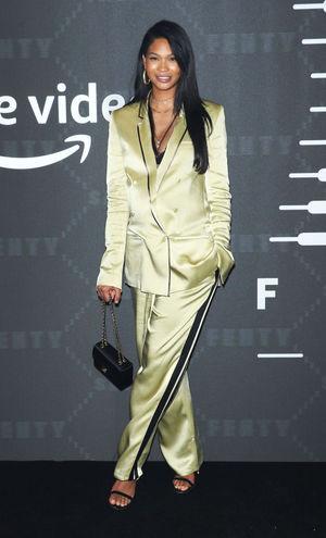 Звездные гости Недели моды в Нью-Йорке