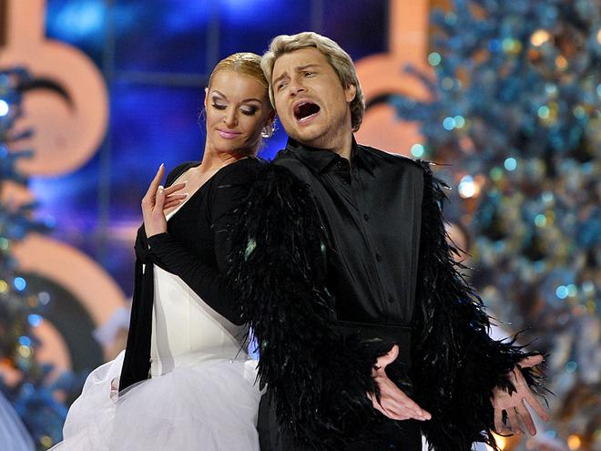 Анастасія Волочкова, Микола Басков