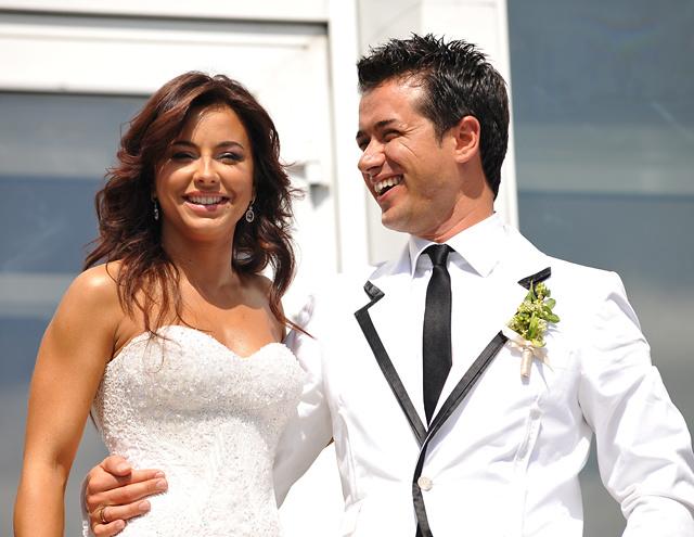 Самые красивые свадебные макияжи знаменитостей