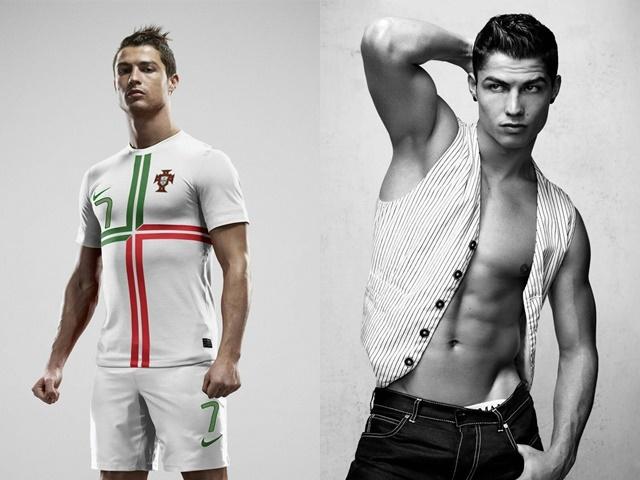 Сексуальні чоловіки: Топ-5 найкрасивіших футболістів