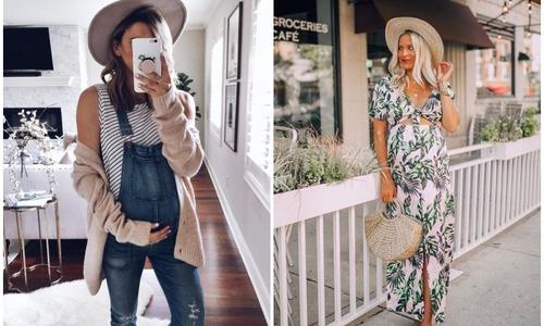 Что носить летом беременным