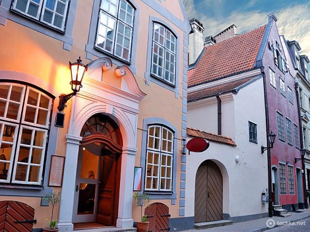10 причин поїхати в Прибалтику: Рига