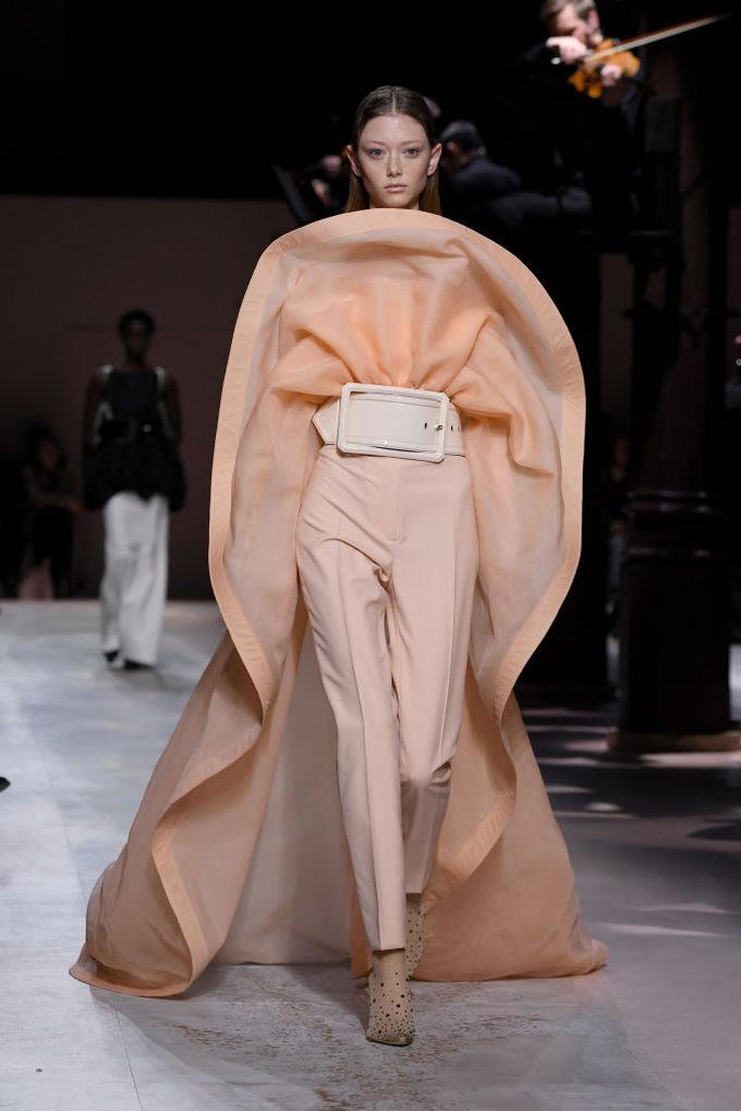 Кутюрная коллекция Givenchy SS 2020