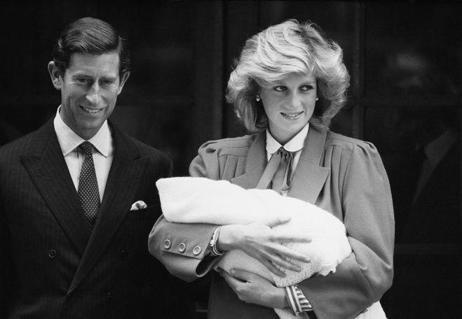 Принцесса Диана и принц Чарльз