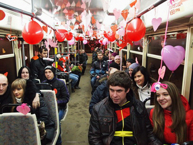 Найцікавіші заходи в Україні на День святого Валентина