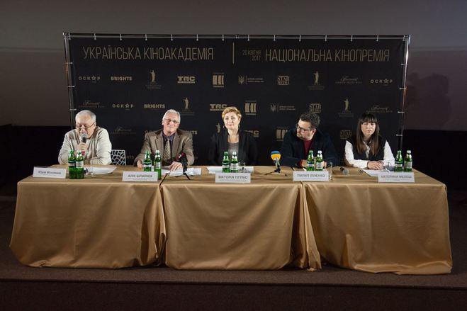 """""""Украинский Оскар"""": """"Золота дзига"""""""