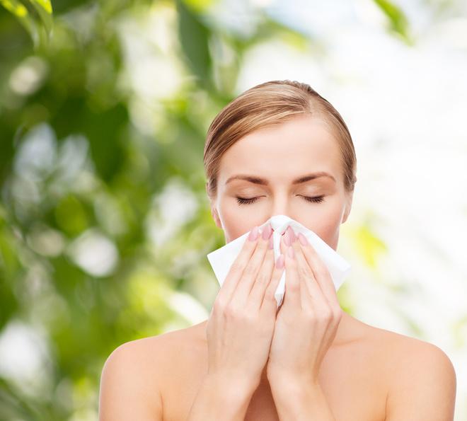 Алергія на косметику