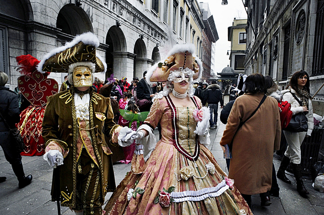 Бал в Венеции