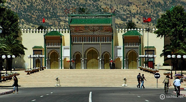 Подорож в Марокко