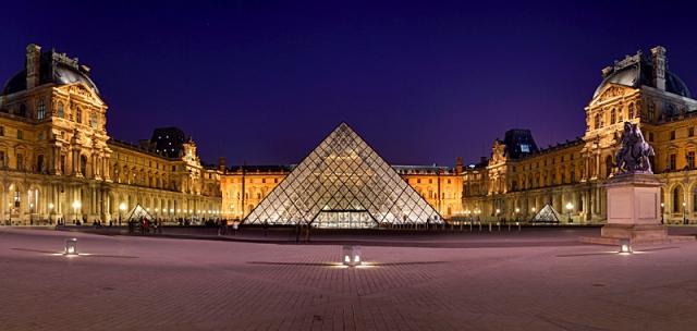 Визначні пам'ятки Парижа за 48 годин - Лувр