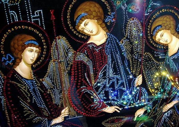 С Праздником Троицы!
