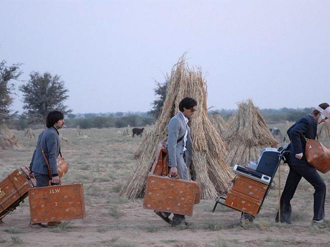 Фільми про подорожі: Поїзд на Дарджилінг. Відчайдушні мандрівники
