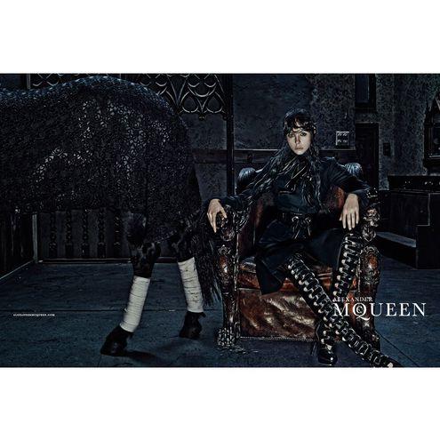 Alexander McQueen Autumn/Winter 2014 Campaign