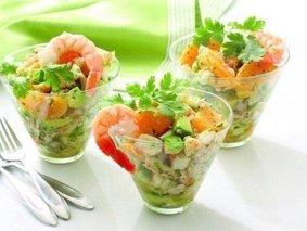 Салат с криветок