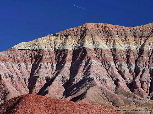 Самі незвичайні пустелі: кольорова пустеля, США