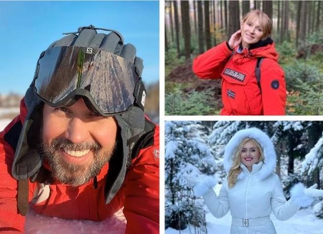 Як українські зірки святкують Хрещення 2021