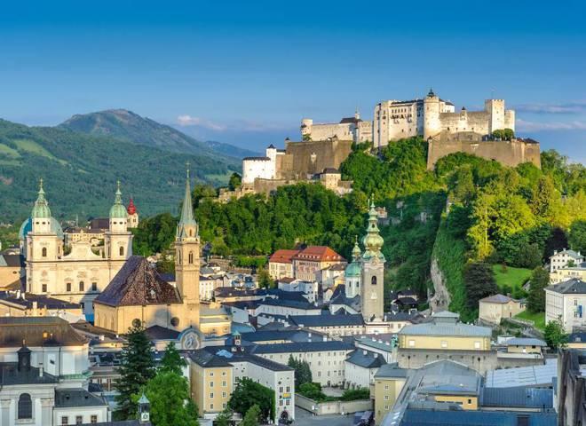 Зальцбург: повний гід по місту