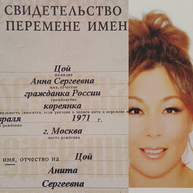 Аніта Цой
