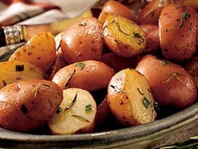 Молодой картофель жареный рецепт приготовления
