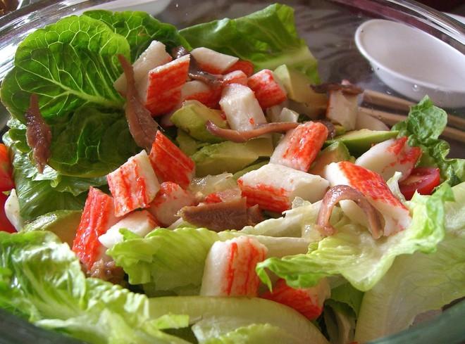 Крабовий салат: ТОП-5 найкращих рецептів з фото