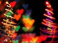 Сказочная открытка на Новый год