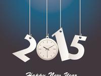 С Новым годом 2015