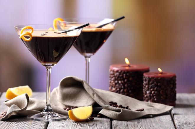 Кофейные алкогольные коктейли