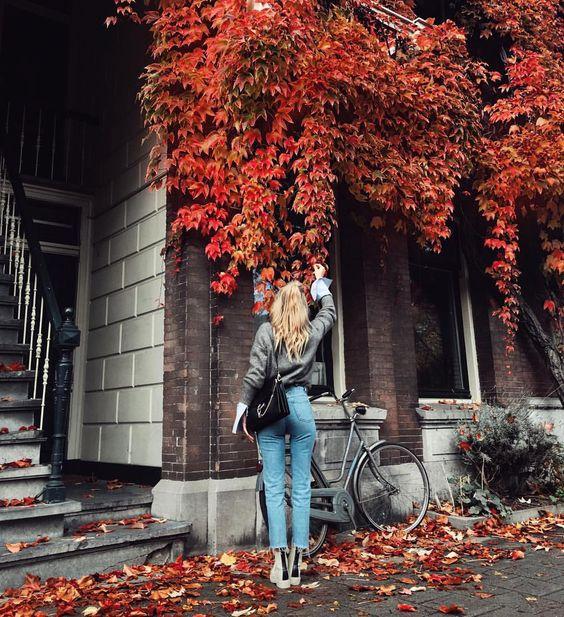 Insta-фото осенью: ТОП-10 удачных кадров для фото-блога