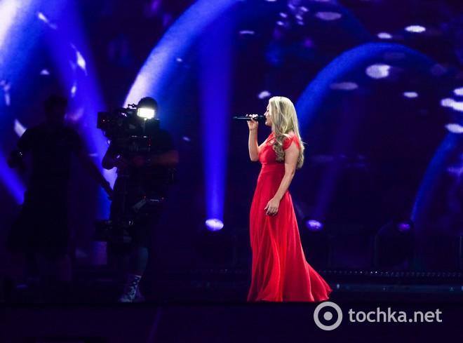 Евровидение 2017 в Киеве: фото с репетиции вторых полуфиналистов