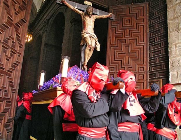 Найнезвичайніші фестивалі Іспанії: Semana Santa