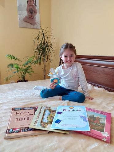 Всеукраинский детский конкурс чтецов: участники