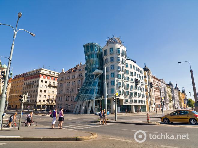 10 будівель, які обов'язково варто побачити в житті. Dancing House