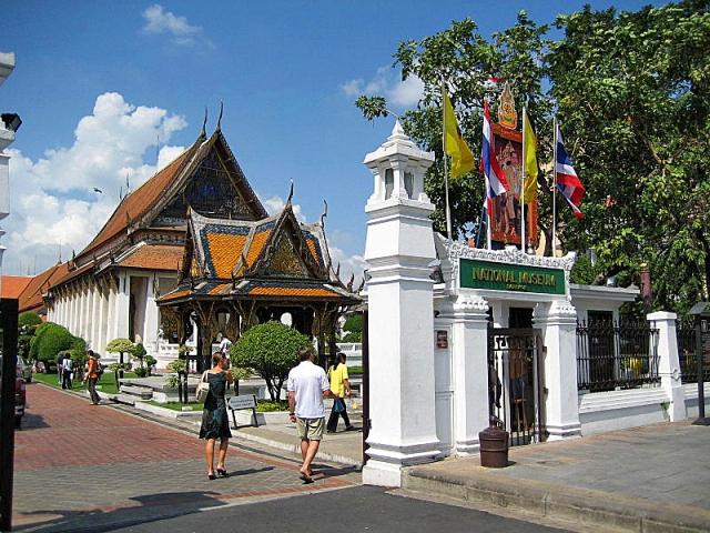 Цікаві місця Бангкока: національний музей Таїланду