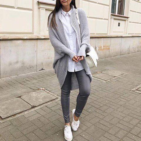 Белая рубашка осень 2018