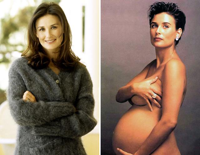 Топ красивых беременных - как беременность украшает женщину