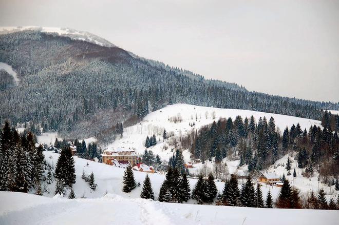 Лучшие горнолыжные курорты Украины