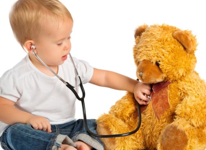Дитячі лікарі