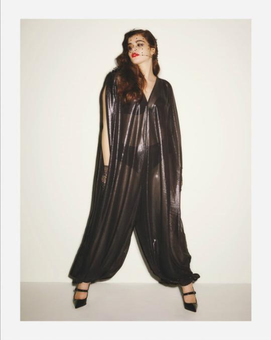 Линия одежды Бет Дитто