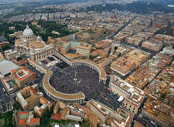 Рим з висоти