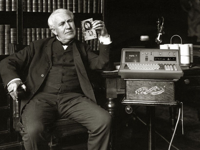 "an overview of the life work of thomas edison 3 inspirational lessons to learn from inventor thomas edison ""i never did a day's work in my life summary thomas edison's story was miraculous."
