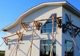 Двухэтажный коттедж, с террасой. Не экономьте на своем жилье!