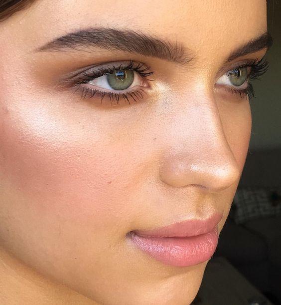 Весенний макияж варианты