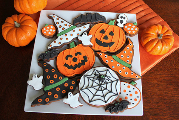 Вкусняшки на Хэллоуин