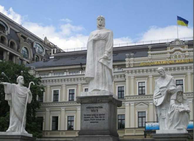 пам'ятник Ользі