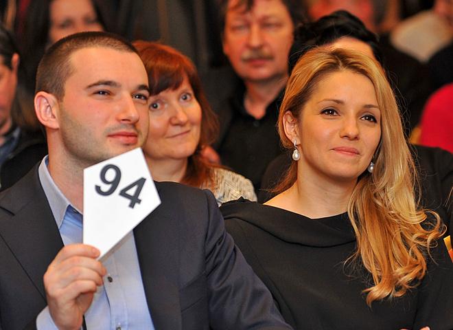 Артур Чечоткін, Євгенія Тимошенко