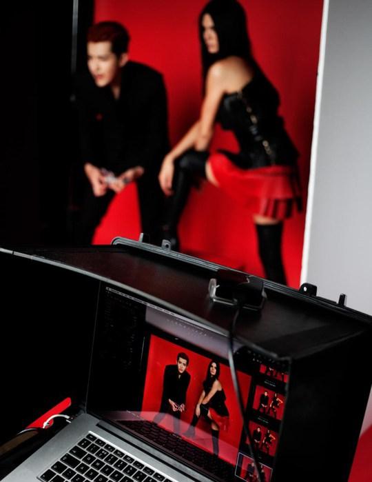 Кендалл Дженнер на страницах Vogue China