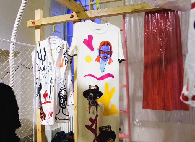 Выставка International Fashion Showcase