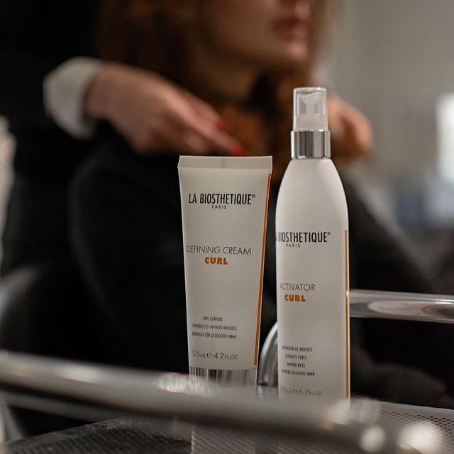 La Biosthetique Curl Defining Cream
