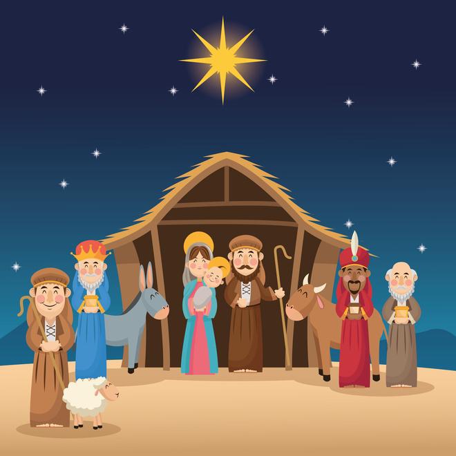Щедрик-щедрик: детские щедривки и посевалки к празднику